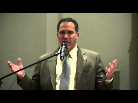 Miko Peled Seattle. Oct. 1, 2012
