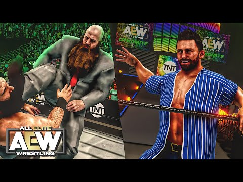 Top 10 WWE Superstars To Amazingly Move From WWE to AEW (WWE 2K Mods)