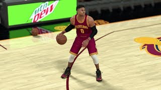 WHAT IF RUSSELL WESTBROOK WENT TO THE CLEVELAND CAVALIERS? NBA 2K17 GAMEPLAY!