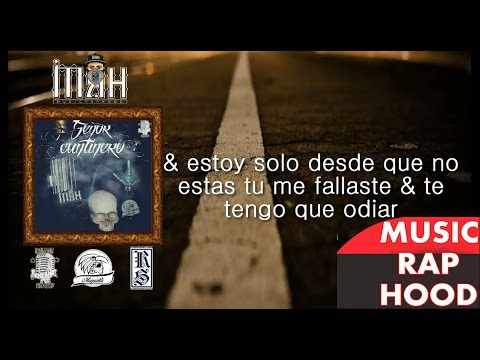 Señor cantinero - MRH (Vídeo lyrics Oficial)