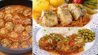 3 лучших рецепта вкусных и простых в приготовлении рыбных блюд на сковороде! Для всех любителей рыбы