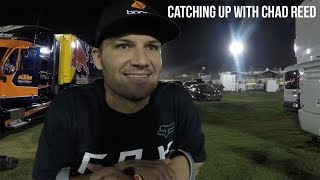 Chad Reed - Im going to race a Huskyprobably do it on my own and have fun