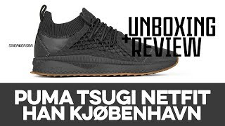 UNBOXING+REVIEW - Puma Tsugi Netfit x