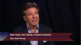 Hair Stylist Alan Gold: Cutting His Way to the Top