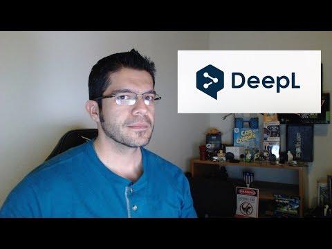 DeepL - La Red Neuronal para traducir texto
