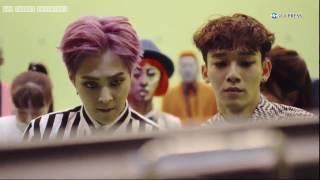 Download Video EXO-CBX Ka-CHING MV Çekimleri Kamera Arkası MP3 3GP MP4