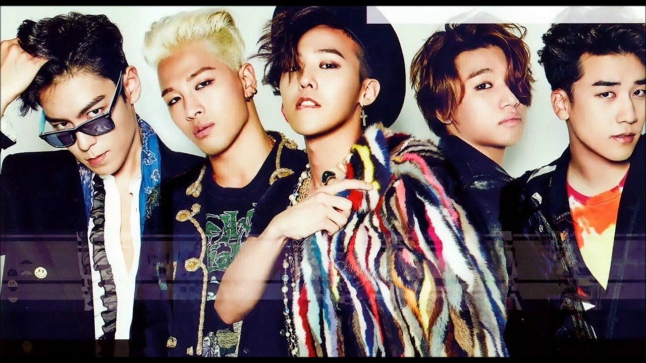 Big Bang Fxxk It Lyrics Youtube