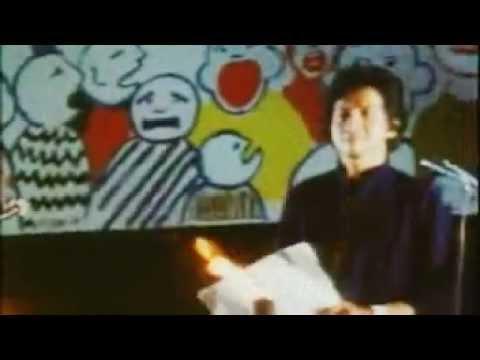 WS Rendra - Sebatang Lisong (1977)