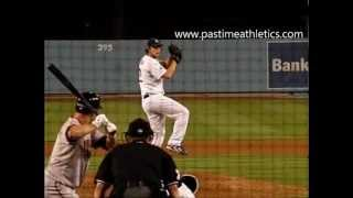 Clayton Kershaw NASTY CURVEBALL Slow Motion Pitching Mechanics Baseball Analysis Dodgers
