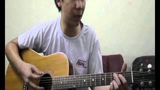 Everything I Need Instructional - Kutless (Daniel Choo)