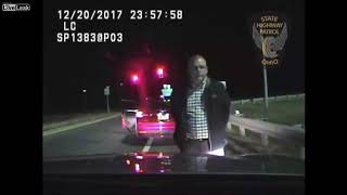 Cleveland police officer too drunk to drive gets arrested for dui by state trooper
