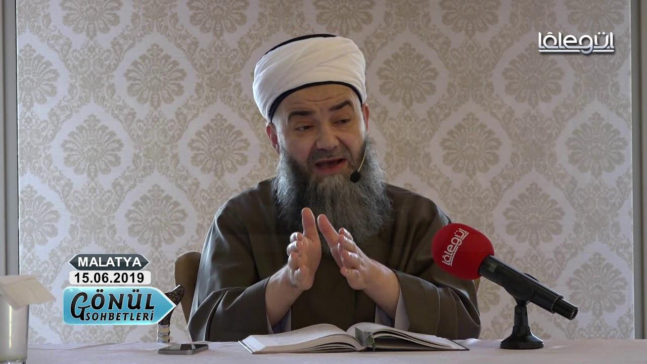15 Haziran 2019 Tarihli Sohbet Özel (Malatya) - Cübbeli Ahmet Hocaefendi Lâlegül TV