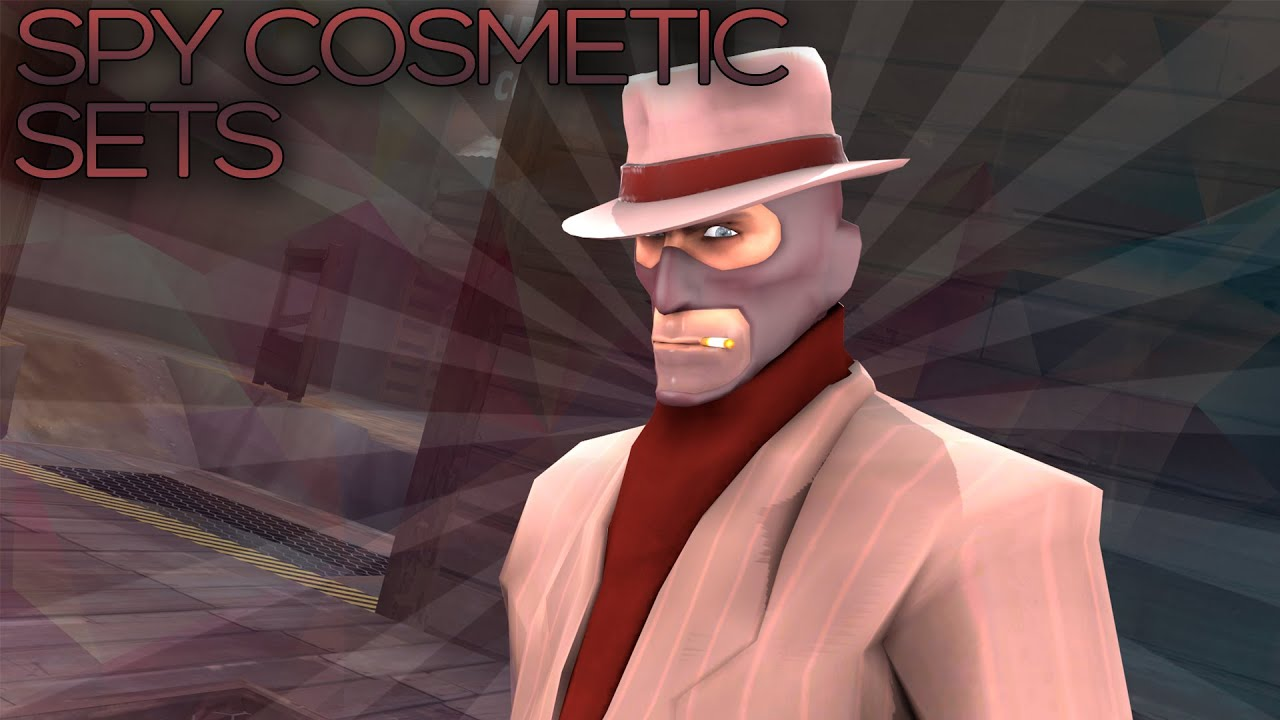 [TF2] TOP 5 SPY COSMETIC SETS! [SERIES FINALE]