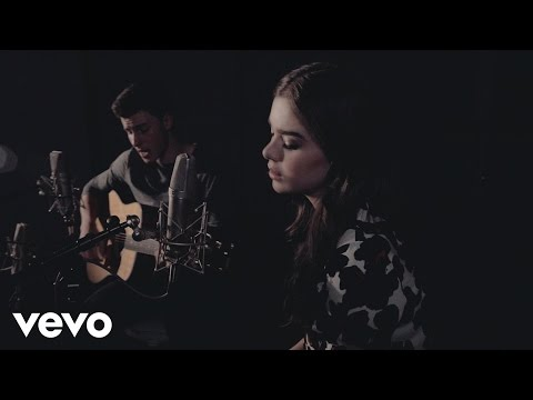 Shawn Mendes & Hailee Steinfeld - Stitches (Acoustic)