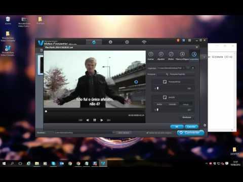 Como adicionar legenda SRT em video MP4