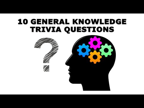 Repeat General Knowledge Trivia | General Knowledge Quiz #2