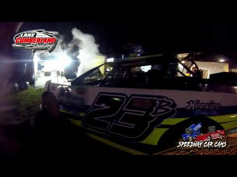 #23B Dalton Brown - Super Late Model - 8-25-18 Lake Cumberland Speedway - In Car Camera