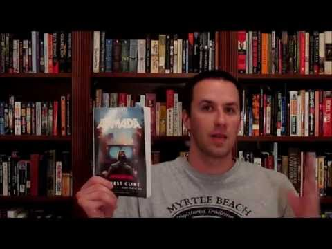 [77] Kyle reviews Armada by Ernest Cline