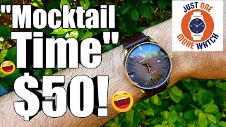 "It's ""Mocktail Time""!! Only $50!"