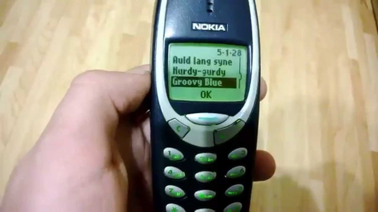 nokia tune ringtone original mp3