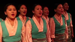 Indian National Anthem sung by TIPA artists