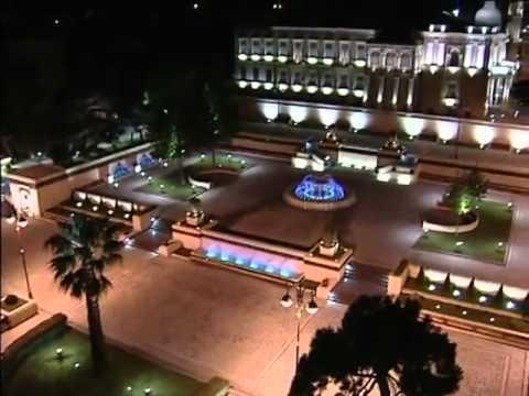 Baku, Azerbaijan - Beautiful views from Azeri Capital, 2010 (Part 1).flv