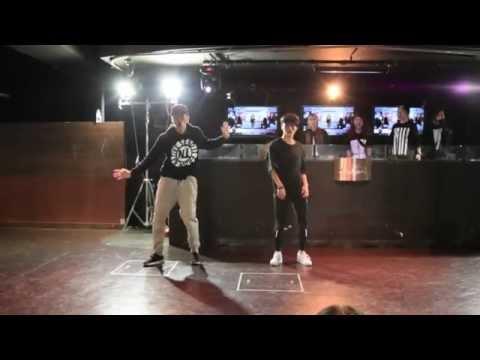 DCC 2014 1DAY 4th class -Koharu Sugawara&NOPPO(s**t kingz)- DANCE CAMP CONNECT