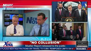 NOW WHAT? Mueller Report Released. What Does President Trump And Dems Have TO Do?