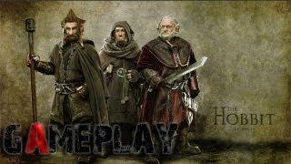 The Hobbit Gameplay (PC/HD)