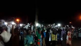 Gambaga Crusade with prophet Maurice Kaahu