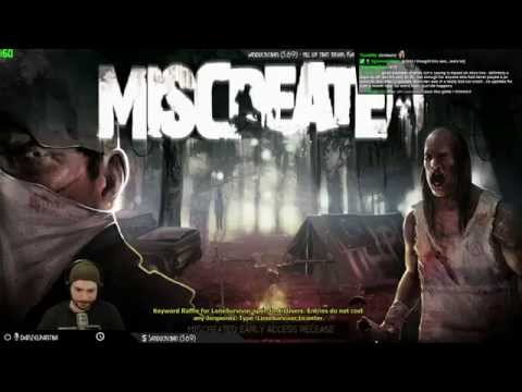 Miscreated Pre-Alpha Gameplay First Look