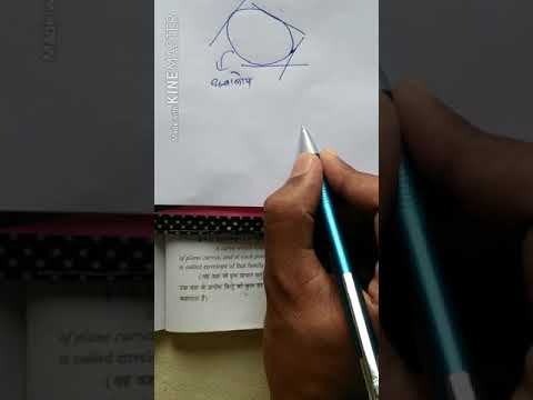 Envelope meaning Bsc mathematics in hindi