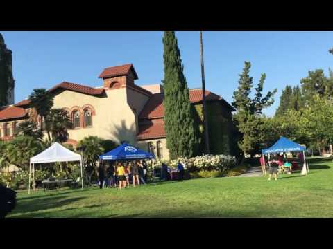 San Jose State University- Associated Students event
