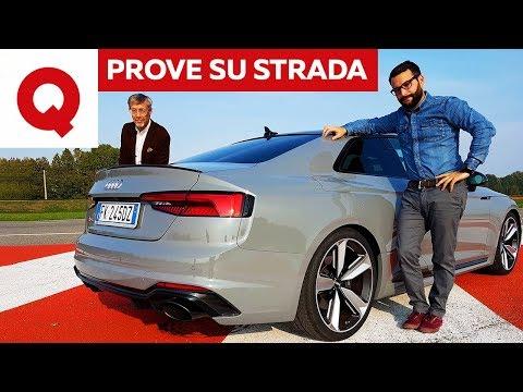 Audi RS5: la prova su strada | Quattroruote