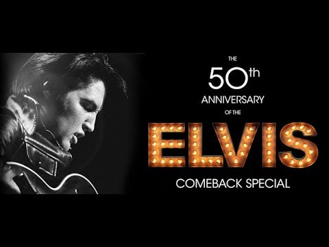 ELVIS  The 1968 Experience  50th Anniversary Special  NEW sound + Overdubs  TSOE 2018