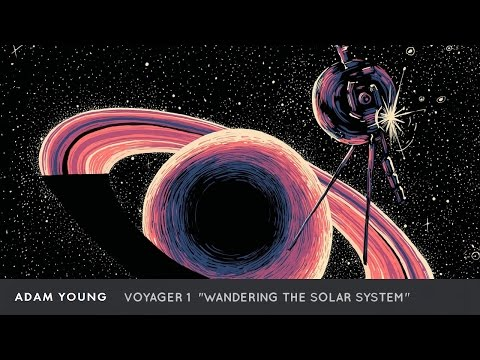 "Adam Young - Voyager1 [Full Album] ""Wandering The Solar System"""