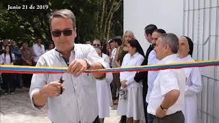 Inauguración obras INEJAGO, junio 21 de 2019