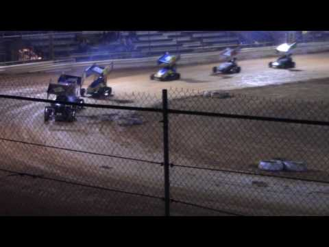 Airport Speedway 125cc Feature 7-23-16