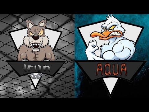 2018 Mystic Academy Jornada 7 | Iron Academy vs Aqua Academy