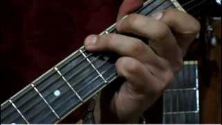 Al taller del maestro. Alex Campos - tutorial/instruccional de guitarra HD