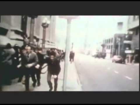 Cameraman Leonardo Henrichsen filmed his own death, Chile 1973