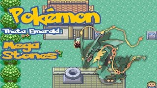 Gambar cover Pokémon Theta Emerald Ex: All Mega Stones Location