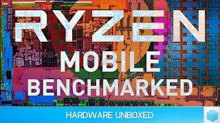 Ryzen 5 2500U: Can Ryzen Mobile Beat Intel 8th-Gen?