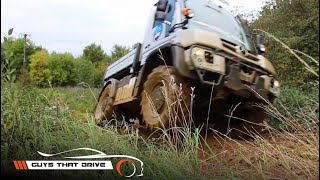 What is a Unimog?! The Extreme Off-Roading Swiss Army Knife