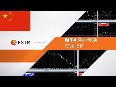 FXTM - Learn how to trade forex using MT4 - CHINESE