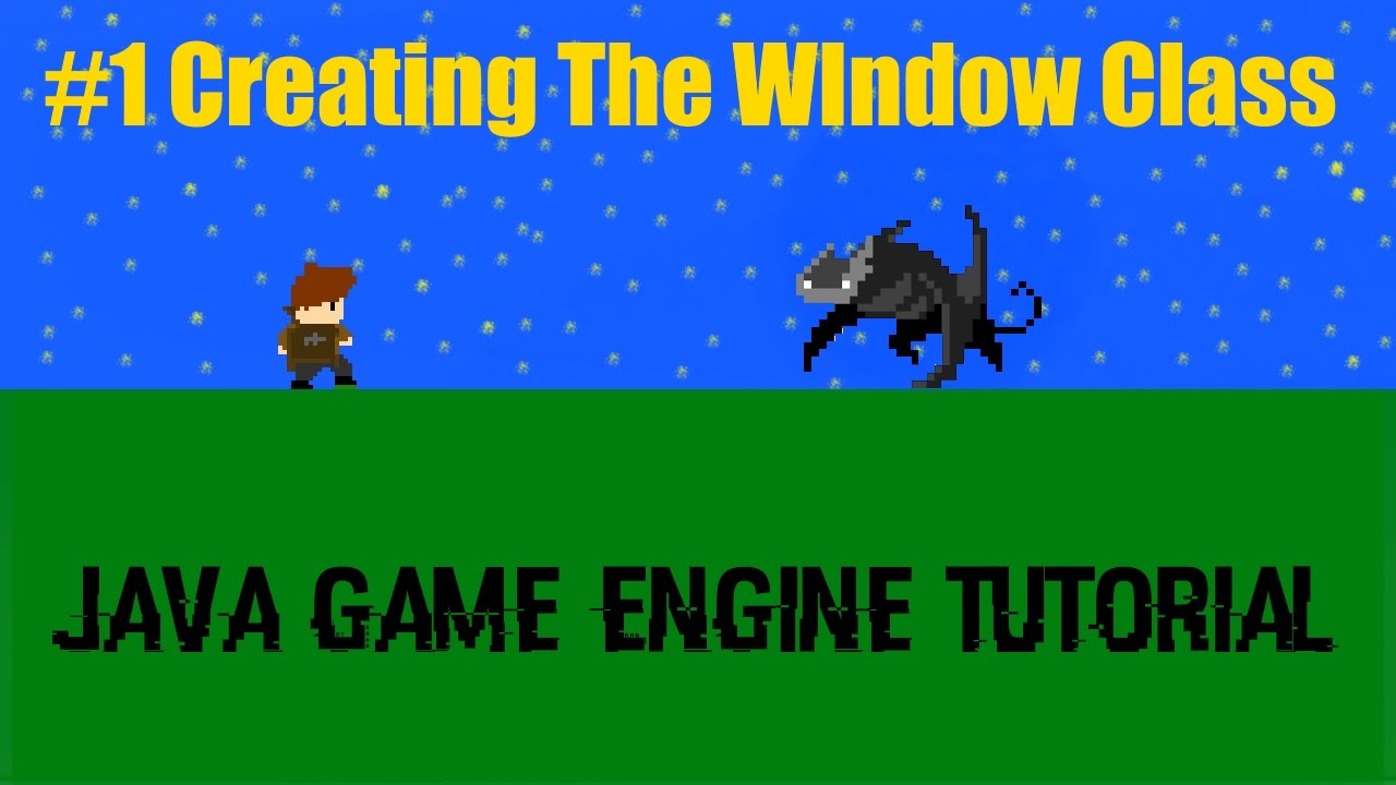 Java 2d game engine youtube.