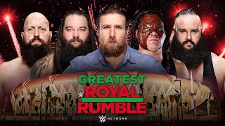 Every Match Announced For Greatest Royal Rumble