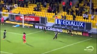 Lokeren 3 - 1 Ostende [05.10.2014 Highlights]