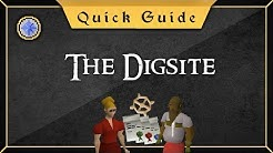 [Quick Guide] The Digsite