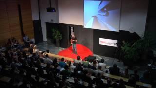 Več je prepisovanja, pametnejša je Slovenija: Matija Pretnar at TEDxLjubljanaEd